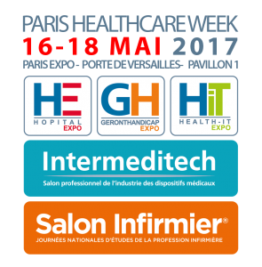 Paris Healthcare Week 2017