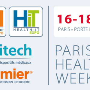Paris Healthcare Week : Table-ronde Du Club Digital Santé Le 16 Mai