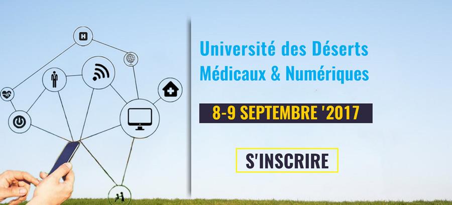 Université Des Déserts Médicaux Et Numériques