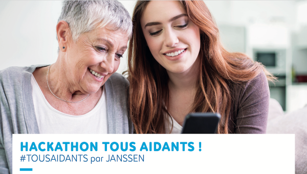[Save The Date] Hackathon #TousAidants, 17 Et 18 Octobre 2017