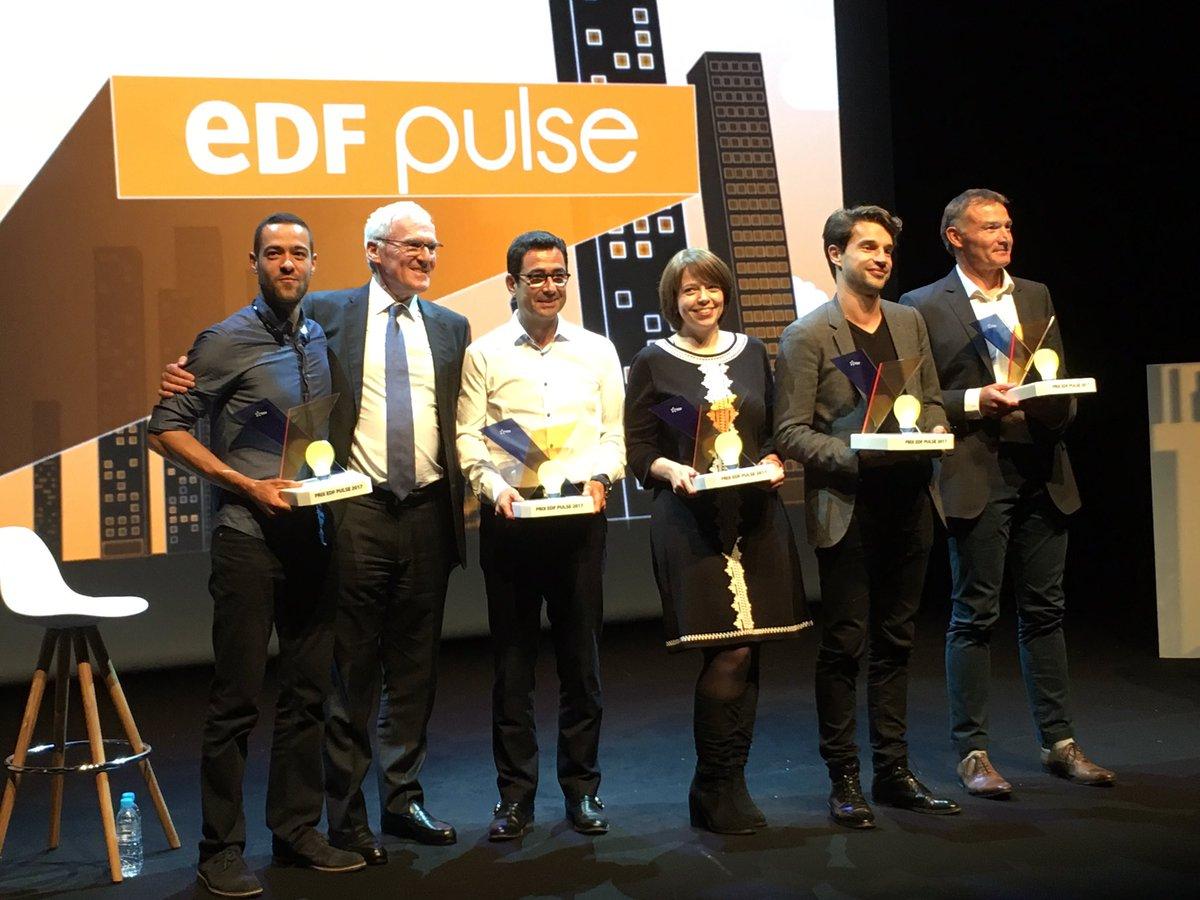 Découvrez Les Lauréats 2017 Des Prix EDF Pulse