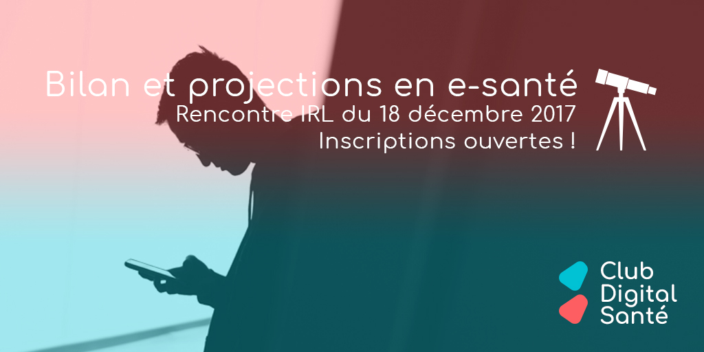 Rencontre IRL : Bilan Et Projections En E-santé