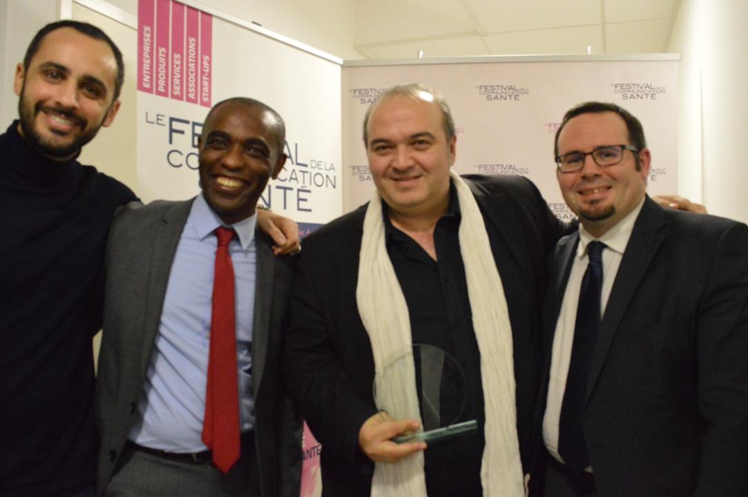 FCsanté 2018 : Target Santé Et Kap Code Lauréats Du Prix Start Up !